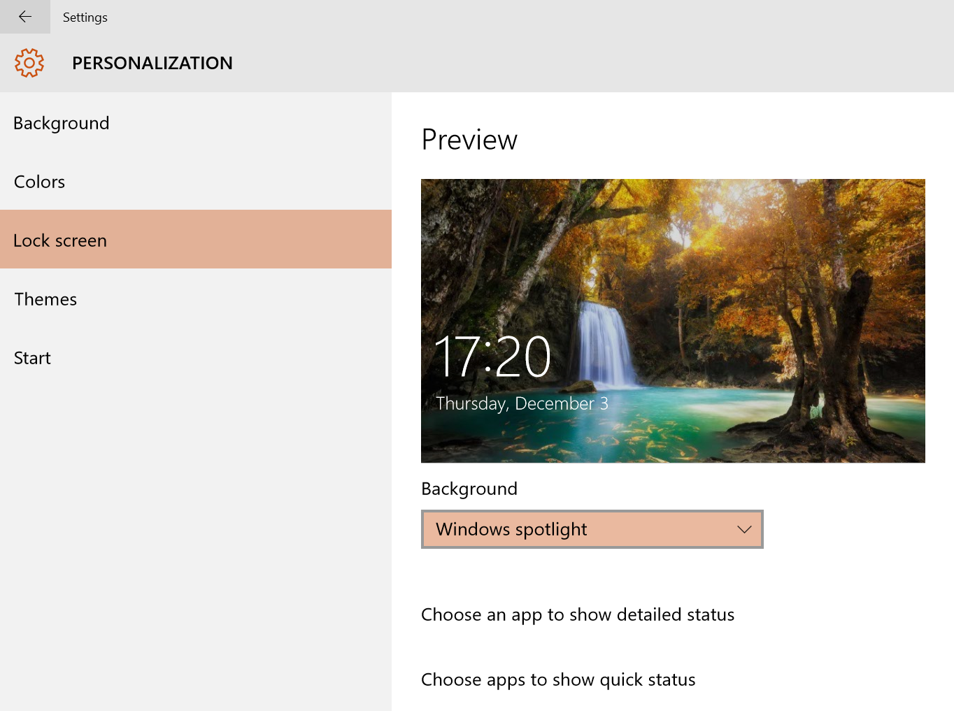Like what you see on Windows Spotlight? Save it!