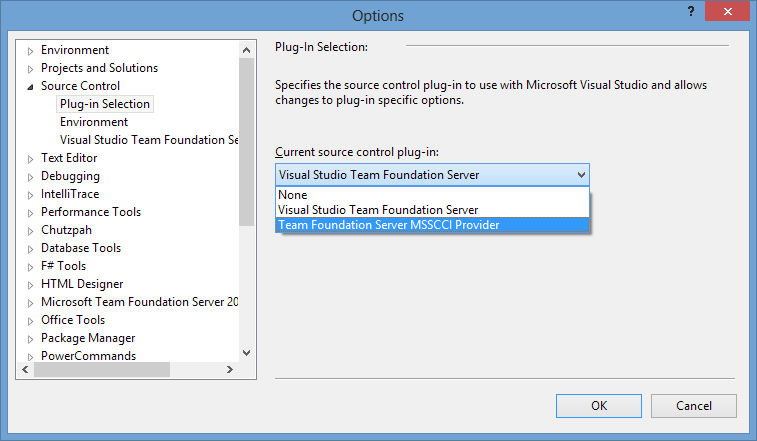 Connect any version of Visual Studio to Azure DevOps or