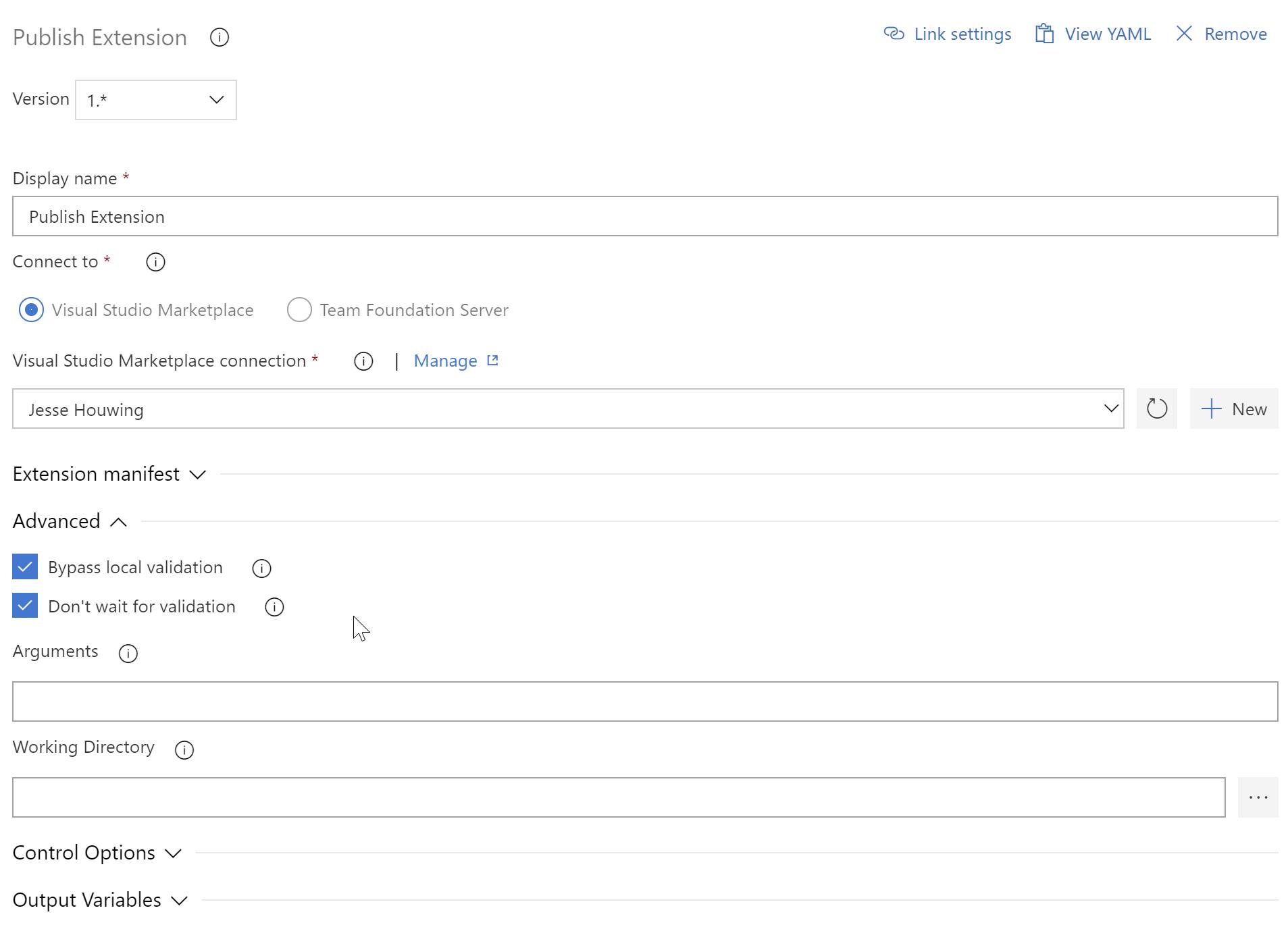 VSTS Build & Release to Azure DevOps Pipelines tasks